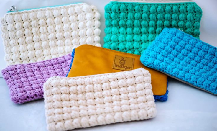 mini porte-monnaie colorful