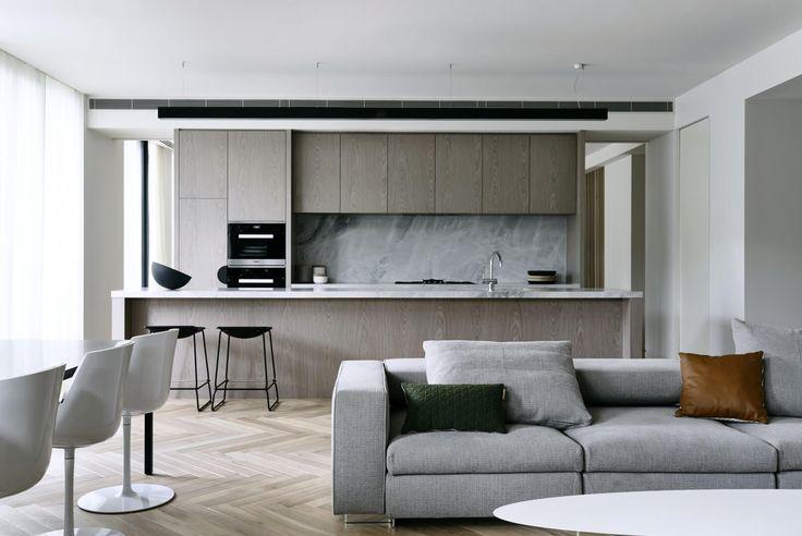 Brookville Apartment by MA Architects | est living