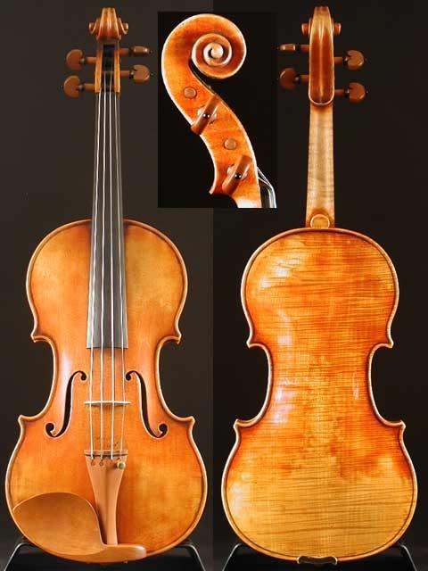 Stradivarius Violin. El secreto estaba en el barniz!!!!!!