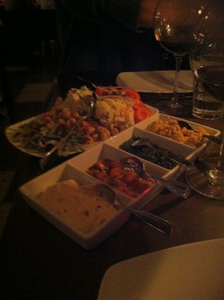 Chilean restaurant 2013