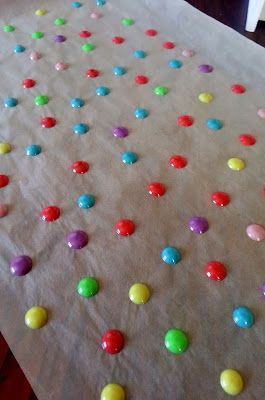 The Crafty Cupcake: Make Your Own Enamel Dots