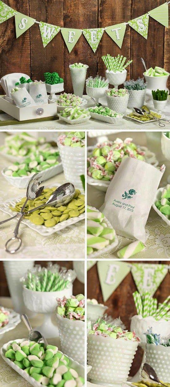 green candy bar