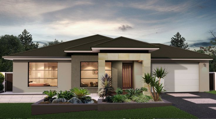 The Harvey - the Abode Collection. A classic style that melds with an urban feel - the Harvey has inviting, relaxed charm. Enjoy this space for years to come. #weeksbuilding #home #house #facade #design