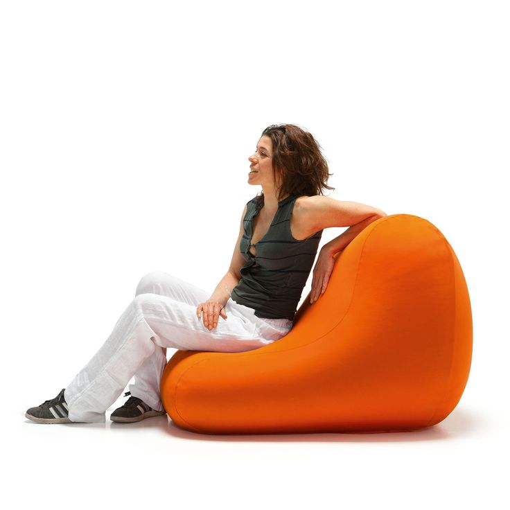 Frameless furniture - poufs and floor cushions | Blog | My Italian Living |
