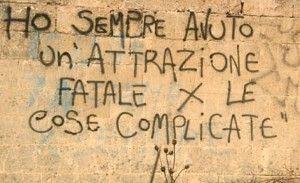 Star Walls - Scritte sui muri. — Malìa