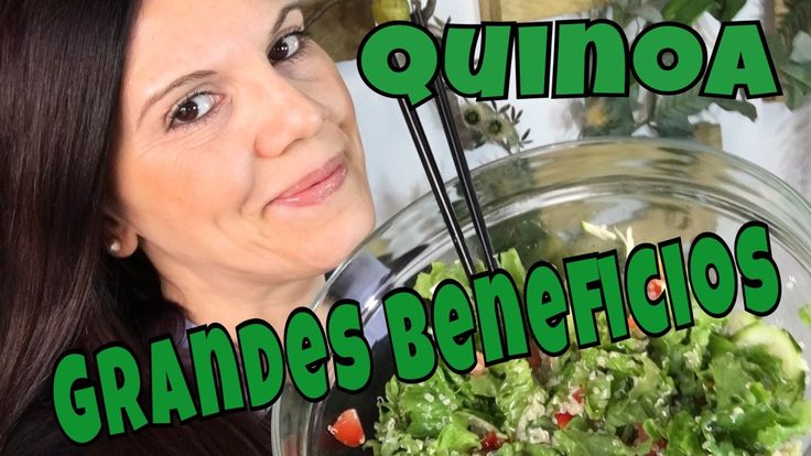 Como Cocinar la  Quinoa/Grandes Propiedades y Beneficios - YouTube