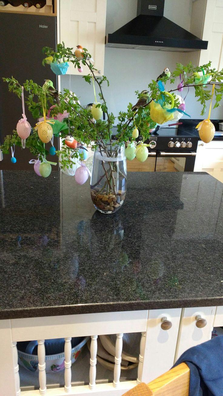 Easter tree 2017