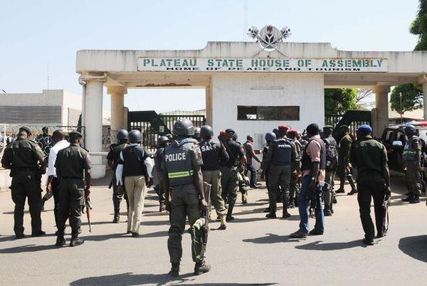 Welcome To Emmanuel Ik blog: Jos Under Tension  As Election Tribunal Set To Rul...