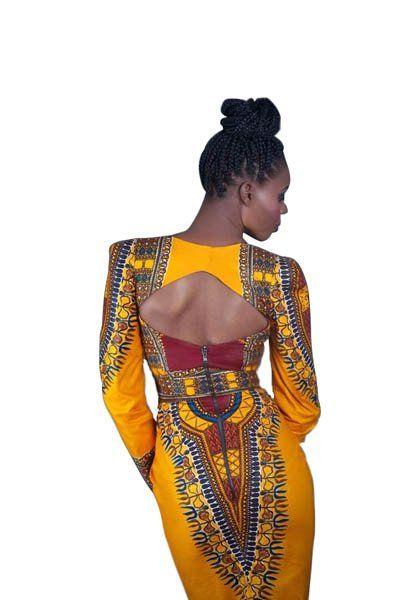 High Elastic Long Sleeve Open Back Dress LB-L36098 – SexyHeksieLingerie