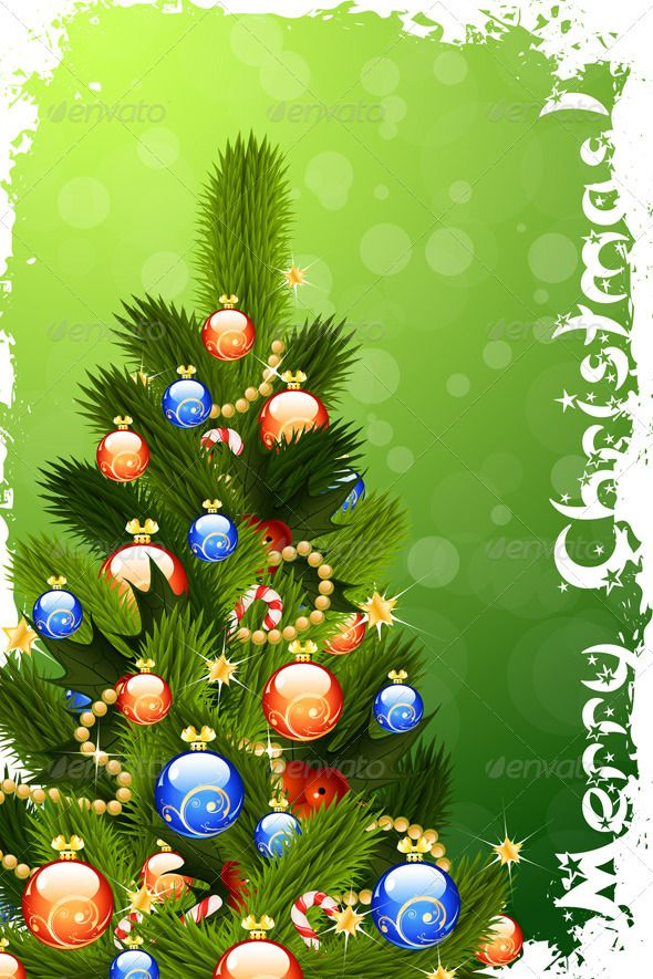 Merry Christmas Greeting Card 212 best Vectors
