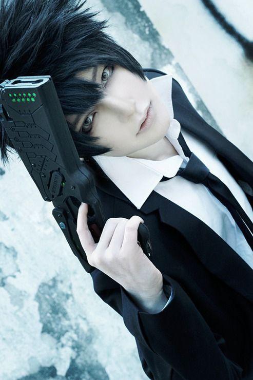 Kougami Shin'ya | Psycho-Pass #anime #cosplay