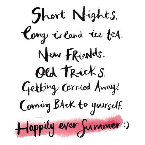 Hello Summer! We LOVE you! #safashion #thespace