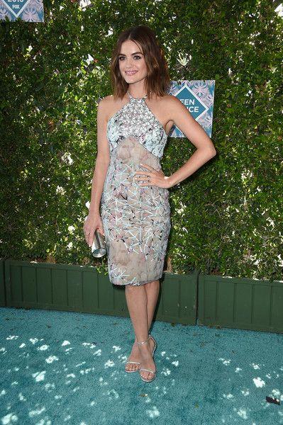 Lucy Hale Photos - Teen Choice Awards 2016 - Arrivals - Zimbio