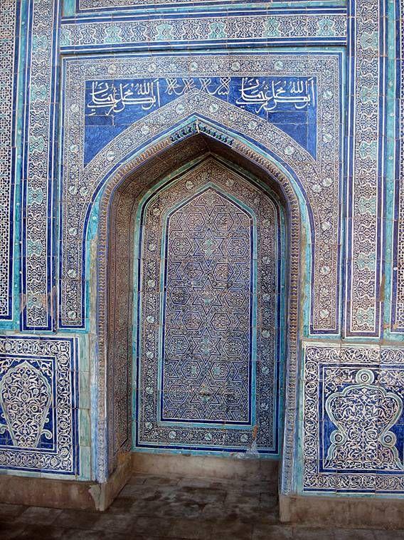 Juma mosque and minaret, Khiva