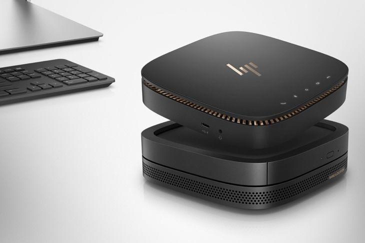 HP Pavilion Wave i HP Elite Slice: miniaturowe komputery do domu i biura