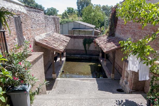 Lavoir de Valence-d'Agen Tarn-et-Garonne (82)