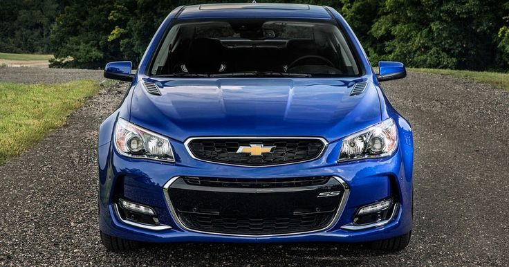 2017 Will Be The End Of The Line For The Chevrolet SS #Chevrolet #Chevrolet_SS