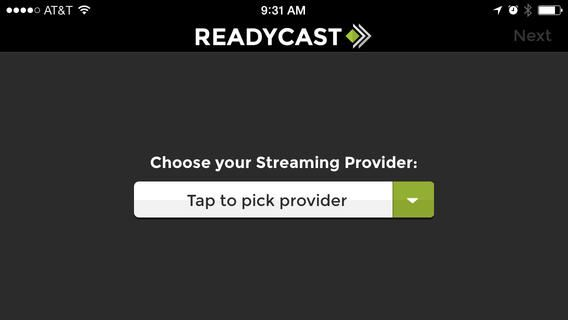 ReadyCast δωρεάν εφαρμογή για  live streaming από iOS - http://iguru.gr/2014/04/17/readycast-free-app-live-streaming-ios/