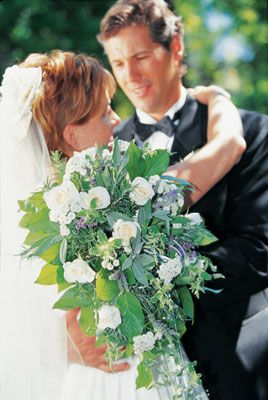 Herb Love: A Nosegay Bouquet