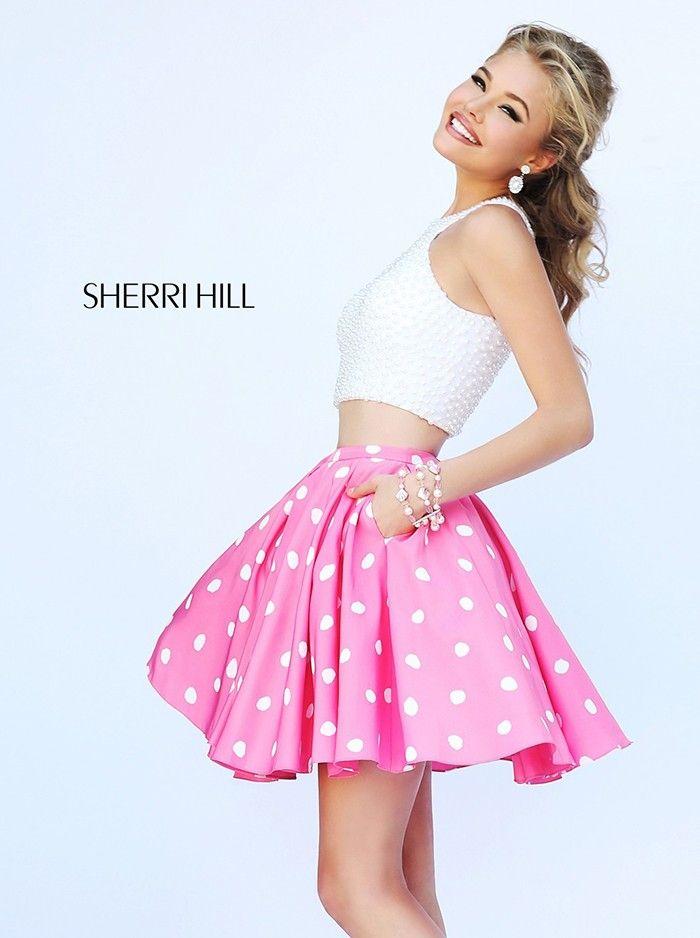 Sherri Hill 32244 Prom Dress 2015