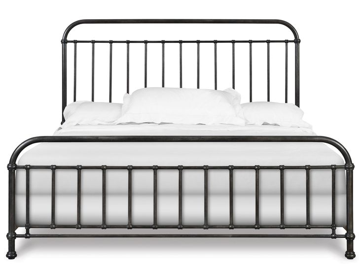 Best 25 king size bed rails ideas on pinterest American home furniture bed frames