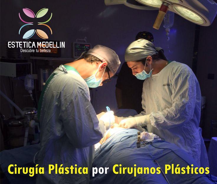 Cirugía Plástica por Cirujanos Plásticos Pide YA TU CITA DE VALORACION  Teléfono: 2688128 WhatsApp 3218736882