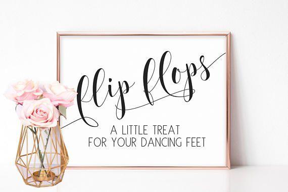 Wedding Flip Flops Sign Flip Flop Sign Printable Wedding Etsy Printable Wedding Sign Flip Flop Sign Wedding Flip Flops
