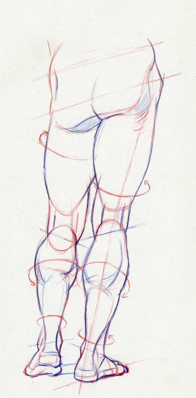 355 best Figure Drawing / Legs & Feet images on Pinterest ...