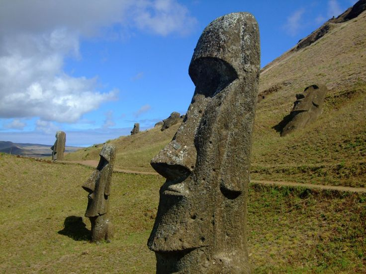 Berühmt 127 best Île de Pâques images on Pinterest | Chile, Easter island  DU25