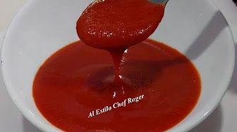 receta pollo con salsa de valentina - YouTube