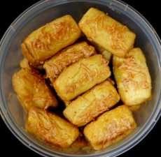 Resep Kue Keju - Kastengel enak dan mudah untuk dibuat. Di sini ada cara membuat yang jelas dan mudah diikuti.