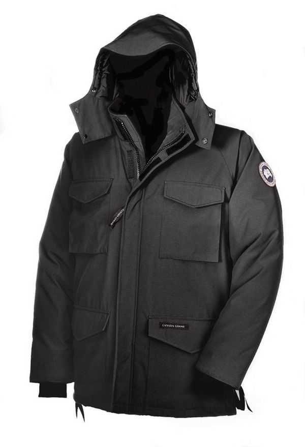Canada Goose Constable Parka Graphite Men's Jackets