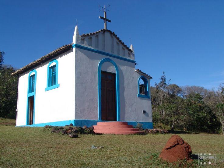 Capela de São Jose Fazenda Manso Parque Estadual do Itacolomi - Ouro Preto - Minas Gerais - Brasil by Geraldo Salomão