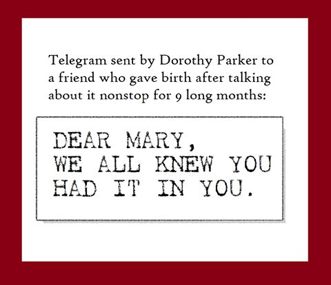 104 best Dorothy Parker images on Pinterest Dorothy parker - dorothy parker resume