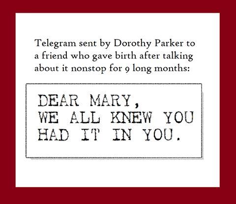 97 best Dorothy Parker images on Pinterest Dorothy parker, Poet - dorothy parker resume