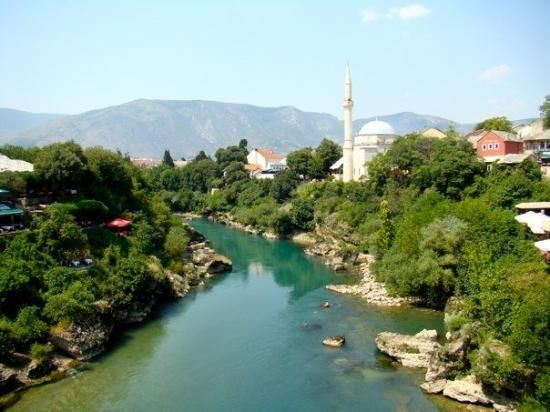 Photo of Neretva River