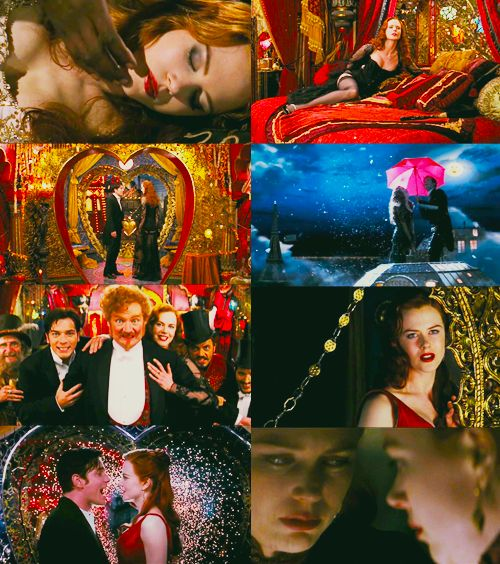 baz luhrmann moulin rouge essays Moulin rouge essaysmoulin rouge is a creative and inventive motion picture the story of a poor writer, who falls in love with a courtesan, is filled with emotional.