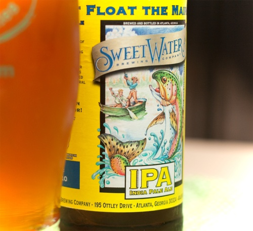 Sweetwater IPA is the ish