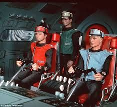 Image result for captain scarlet and the mysterons