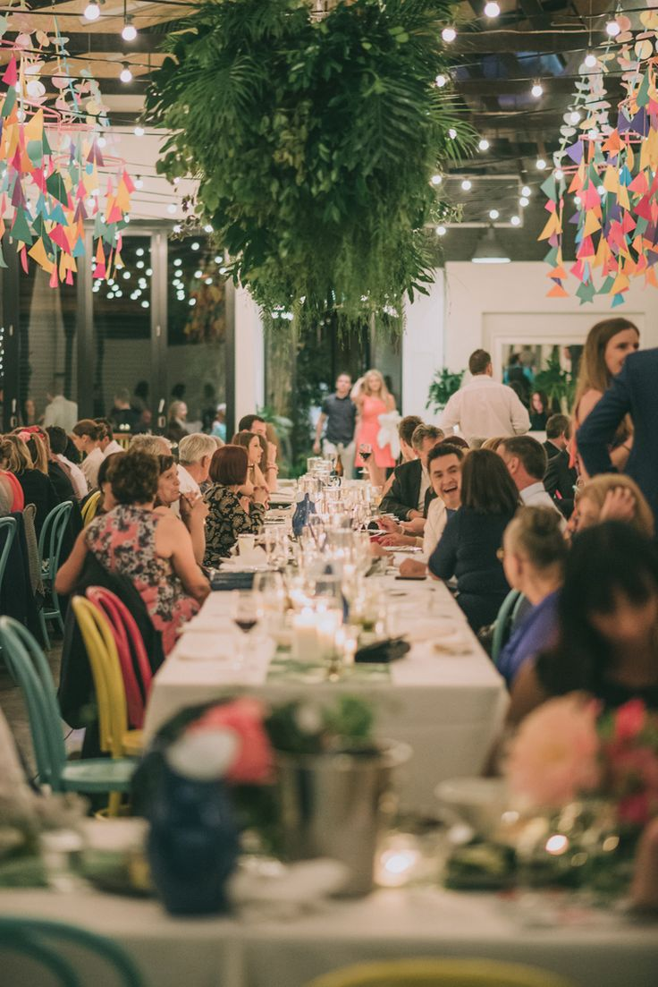 Colourful summer wedding. Photography #MadelineDruce, Catering www.thegrubclub.com.au, Venue #TwoTonMax