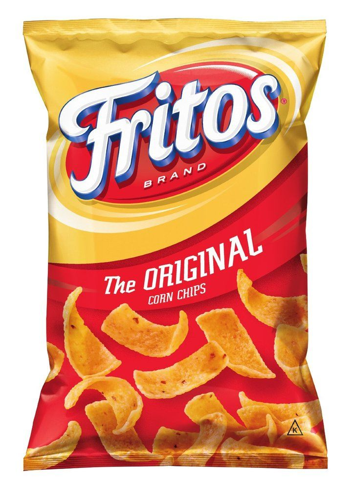 The original flavor chip boasts a surprisingly-short ingredients list with just whole corn, corn oil and salt.
