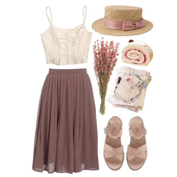 350, created by dasha-volodina on Polyvore. This is sweet :)