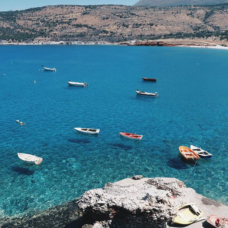 The beaches in Greece are the stuff of dreams. Areopoli, Greece.  clarintatravels.com