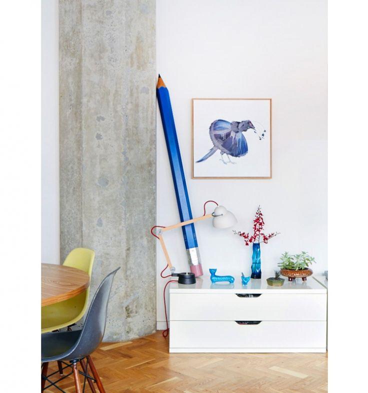 25+ beste ideeën over Kleurrijk dressoir op Pinterest - Gekleurde ...