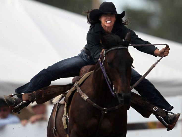 18 best darcy lapier images on pinterest rodeo girls