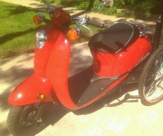 ideas  honda metropolitan  pinterest scooters honda ruckus  custom honda