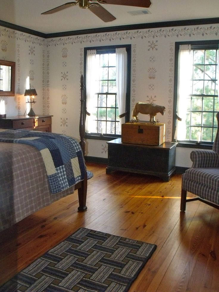 153 Best Images About Colonial Primitive Interiors On Pinterest