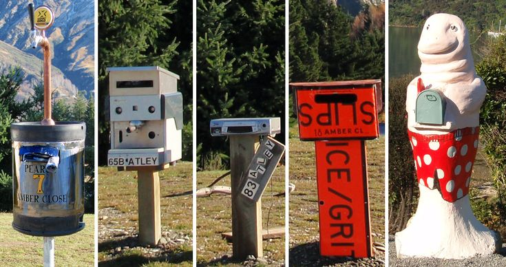 64 best images about mailboxes on pinterest unique - Unique mailboxes for rural ...
