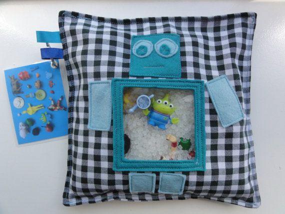 Zoekzak/I spy bag het leukste speelgoed voor een by HELDopEtsy
