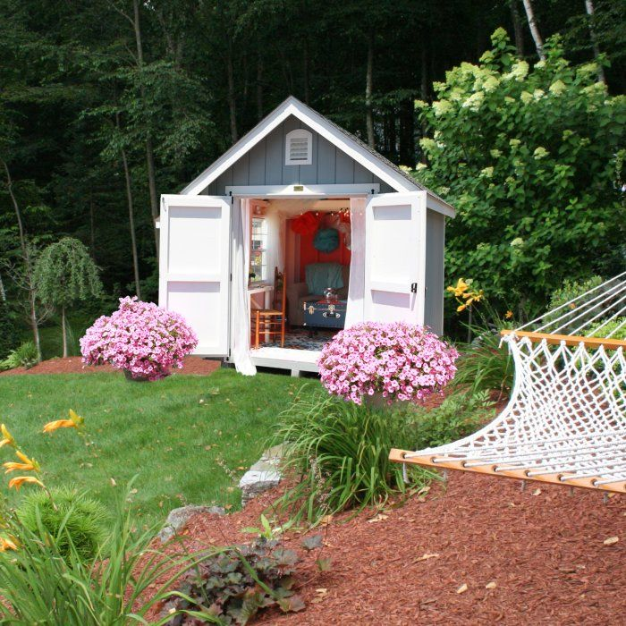 164 Best Images About She Sheds On Pinterest